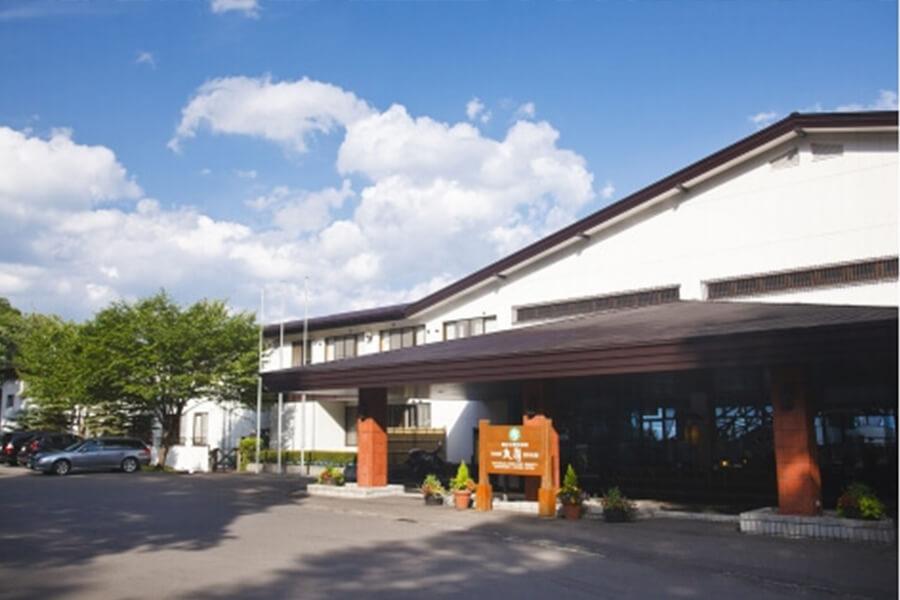 支笏湖 丸駒温泉旅館