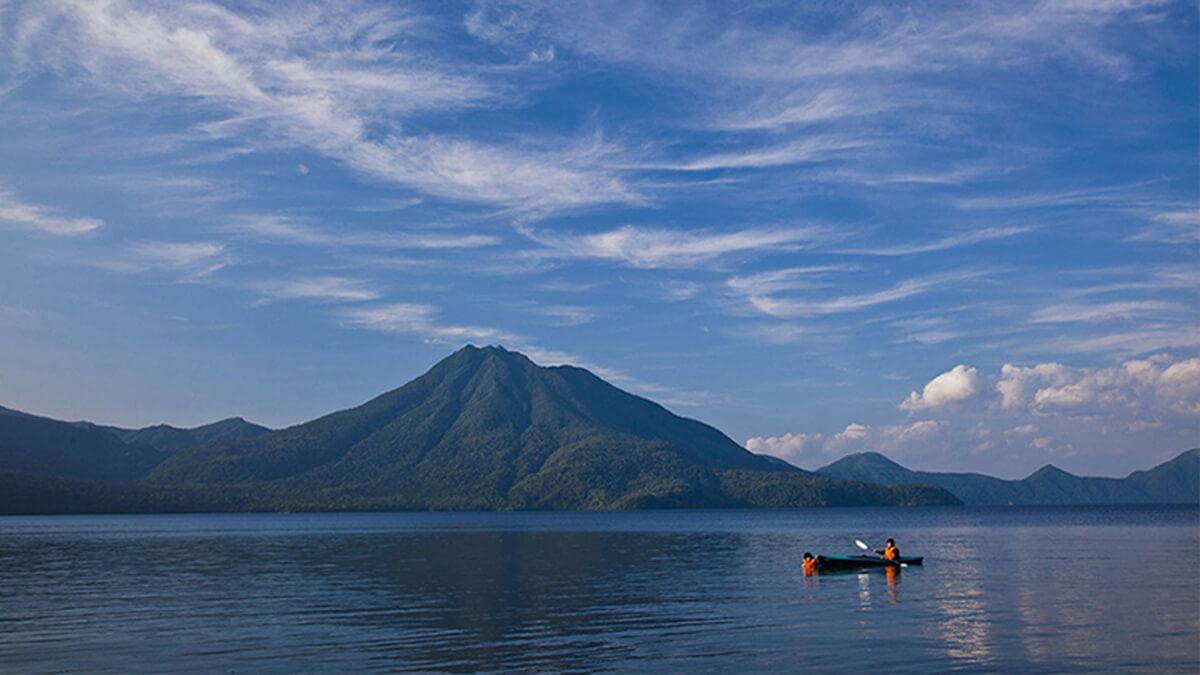 支笏湖の歴史